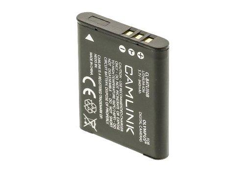 Camlink Oplaadbare Lithium-Ion Camera Accu 3.7 V 840 mAh