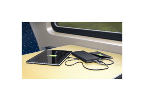 GP Draagbare Powerbank 10000 mAh USB Zwart