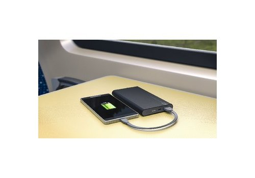 GP Draagbare Powerbank 5000 mAh USB Zwart