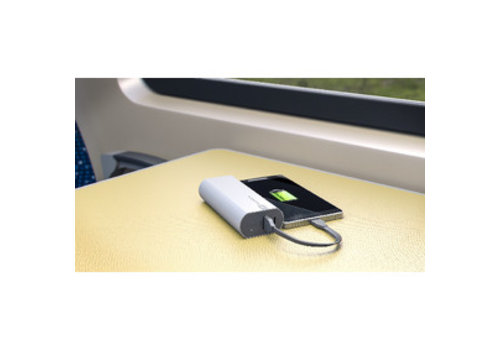 GP Draagbare Powerbank 5200 mAh USB Zilver
