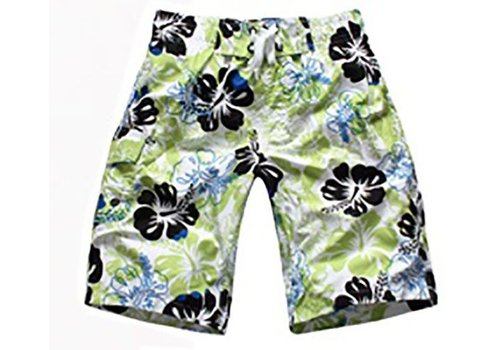 Huismerk Board shorts Zwembroek 3