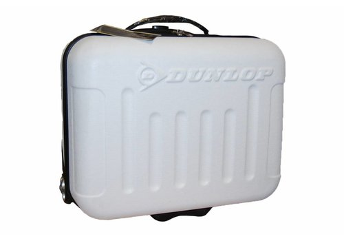 Dunlop Cabin size trolley Laptop 46x23x38cm ABS (wit)