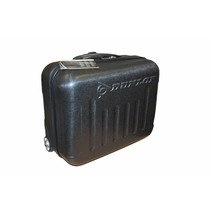 Cabin size trolley Laptop 46x23x38cm ABS (zwart)
