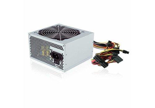 EW3900 500W ATX Zilver power supply unit