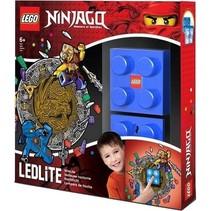 Ninjago - Jay LED nachtlampje
