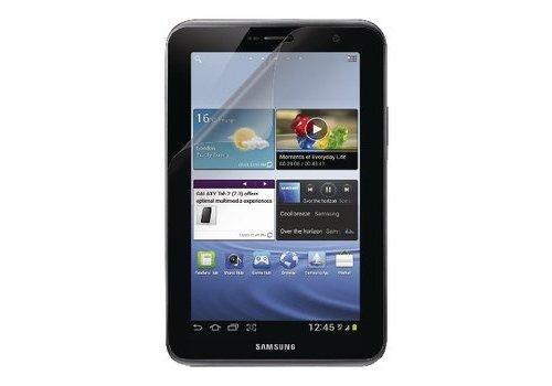 "Ultra-Clear Screenprotector Samsung Galaxy Tab 2 7"""