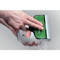 Smartphonestandaard Universeel Aluminium Wit/Groen