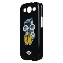 Smartphone Hard-case Samsung Galaxy S3 Zwart