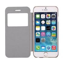 Smartphone Wallet-book Apple iPhone 6 Plus / 6s Plus Zwart