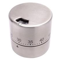 Roestvrijstalen Kookwekker 60 min Zilver