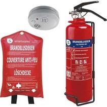 Brandbeveiligingsset BBS10NL