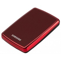HDD Ext.  S3 Portable 500GB / USB 3.0 / 2.5Inch / Red
