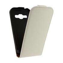 Ultra Slim Flip Case voor Samsung Galaxy Ace 3