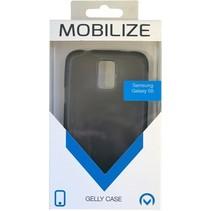 Gelly Case Smokey Grey Samsung Galaxy S5