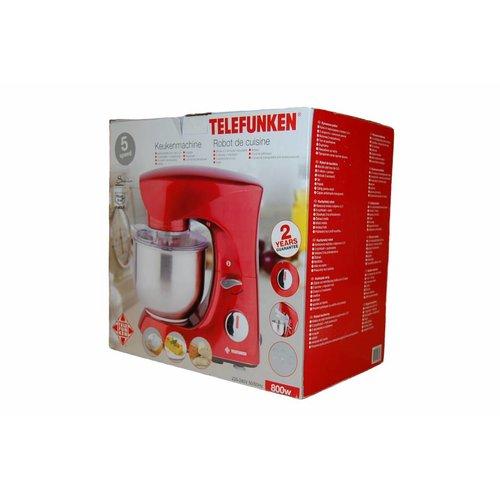 Telefunken Keukenmachine 4,3 liter (800W)