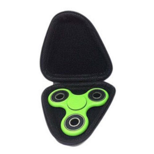 Ecubee Finger Fidget Spinner Groen + Doosje