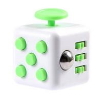 Fidget Spinner Wit/Groen
