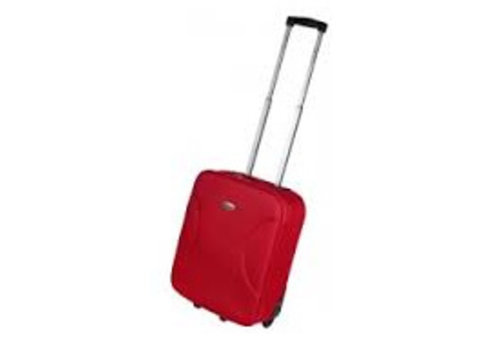 Cabin size trolley (rood)