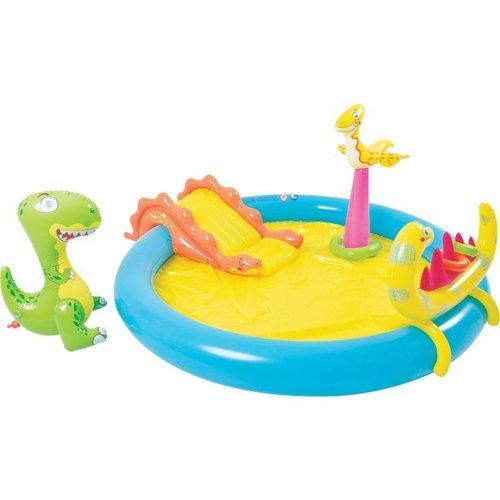Huismerk Playcenter dinosaurus