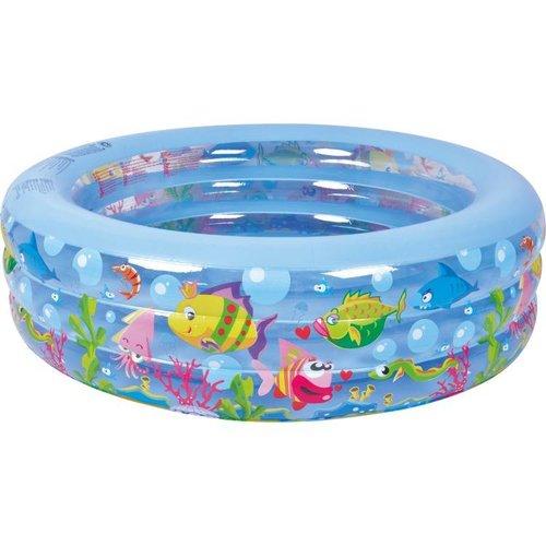 Huismerk Familiezwembad rond aquarium 152