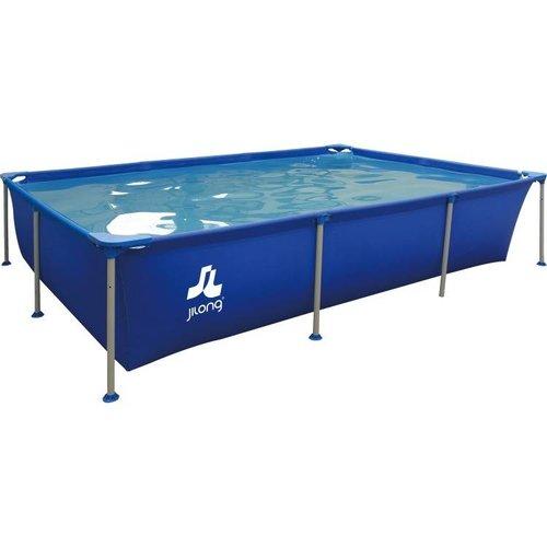 Huismerk Zwembad Passaat set rechthoek blauw 258