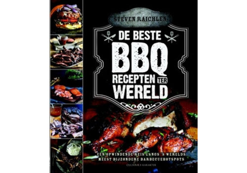 Raichlen, Steven - De beste BBQ-recepten ter wereld