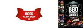 Boek van de week; De beste BBQ-recepten ter wereld