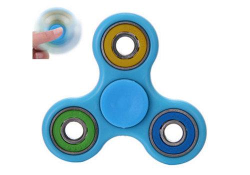 Finger Fidget Spinner Glitters
