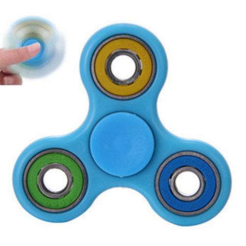 Ecubee Finger Fidget Spinner Glitters