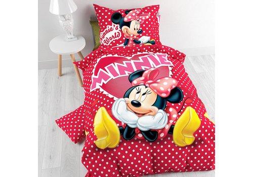 DISNEY CZ Minnie in Love