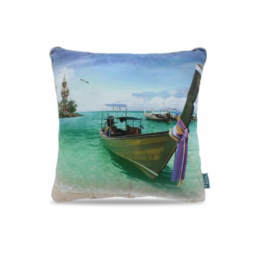 Intimo Tropical Boat Blue