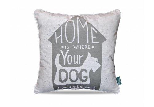 Home Dog Grey