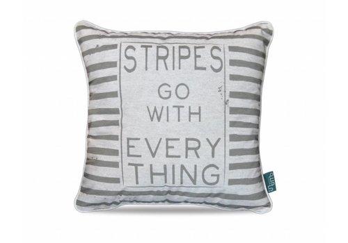 Stripes Anthracite