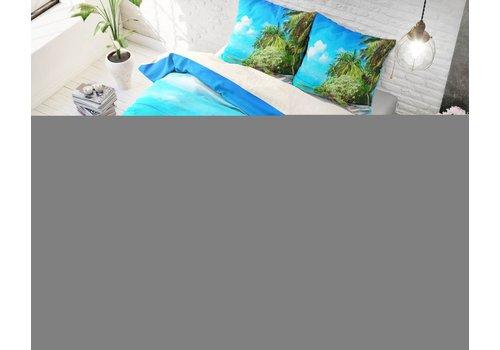 Beach Heron Blue