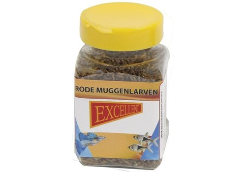 Excellent rode muggenlarven