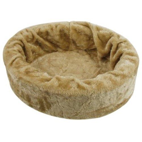 Huismerk Petcomfort katten/hondenmand bont beige