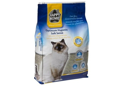 Happy home solutions optimum hygienic soft sence