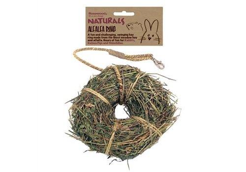 Rosewood naturals alfalfa ring hanger