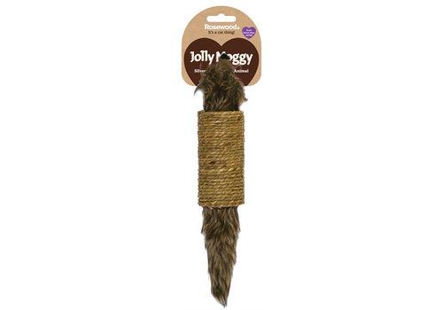 Jolly moggy zeegras dier silvervine / matatabi