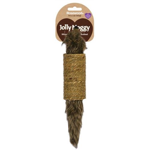 Huismerk Jolly moggy zeegras dier silvervine / matatabi