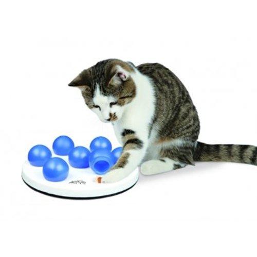 Huismerk Trixie cat activity solitaire
