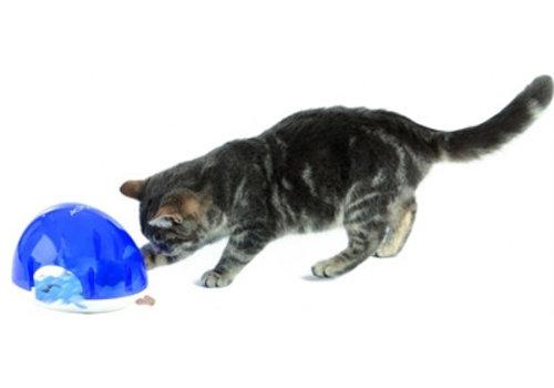 Trixie cat activity snack box slow feed