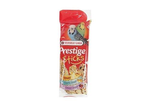 10x versele-laga prestige sticks honey / exotic fruit / forest fruit