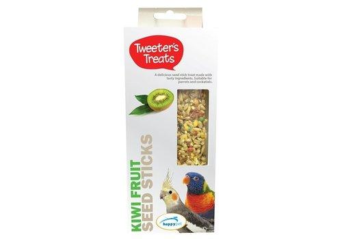 Tweeter's treats zaadsticks papegaai kiwi