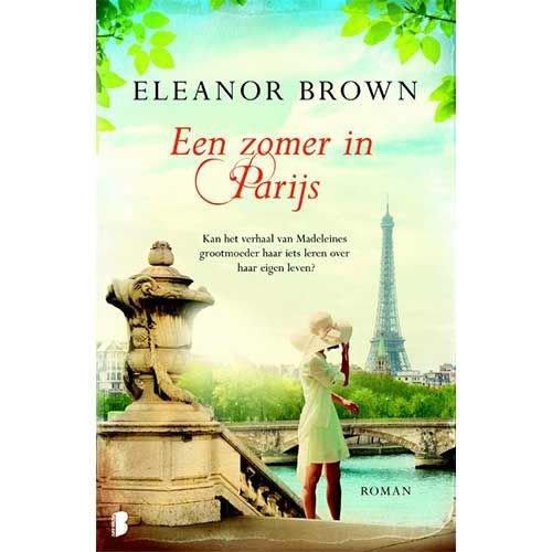 Brown, Eleanor Een zomer in Parijs