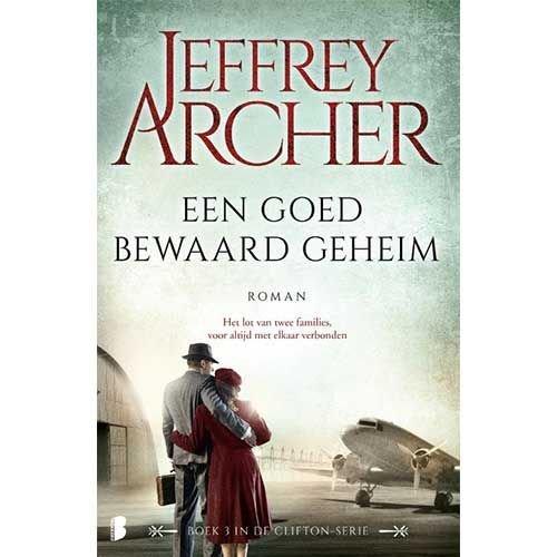 Archer, Jeffrey Clifton Een goed bewaard geheim