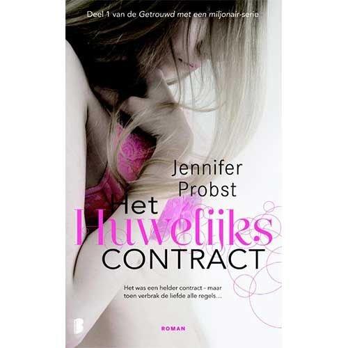 Probst, Jennifer Het huwelijkscontract