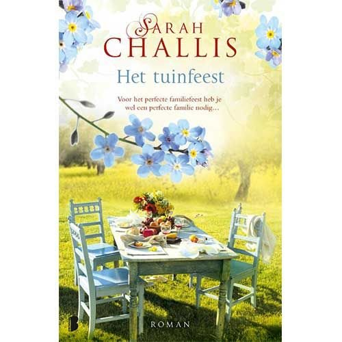 Challis, Sarah Het tuinfeest