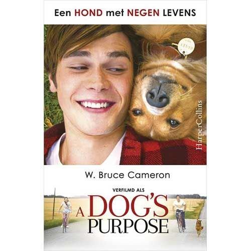 Cameron, W. Bruce Een hond met negen levens