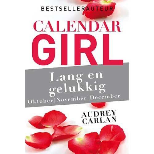 Carlan, Audrey Lang en gelukkig - oktober/november/december